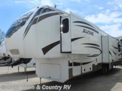 Used 2013  Keystone Alpine 3600RS by Keystone from Town & Country RV in Clyde, OH