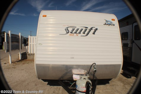 2012 Jayco Jay Flight Swift SLX 154BH