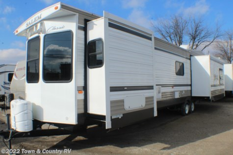 2014 Forest River Salem Villa 400RETS