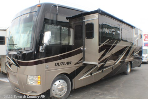 2014 Thor Motor Coach Outlaw 37LS