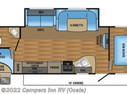 New 2017  Jayco Jay Flight SLX 284BHSW by Jayco from Tradewinds RV in Ocala, FL