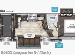 New 2018  Grand Design Momentum 328M by Grand Design from Tradewinds RV in Ocala, FL