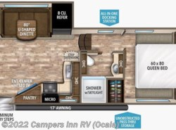 New 2018  Grand Design Reflection 230RL by Grand Design from Tradewinds RV in Ocala, FL