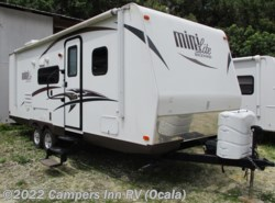 Used 2015  Forest River Rockwood Mini Lite 2504S by Forest River from Tradewinds RV in Ocala, FL