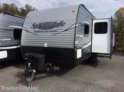 New 2017  Keystone Springdale Summerland 2200MB by Keystone from Trailer City, Inc. in Whitehall, WV