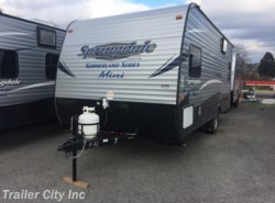New 2017  Keystone Springdale Summerland Mini 1750RD by Keystone from Trailer City, Inc. in Whitehall, WV