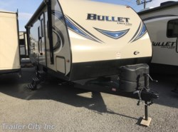 New 2017  Keystone Bullet 243BHS by Keystone from Trailer City, Inc. in Whitehall, WV