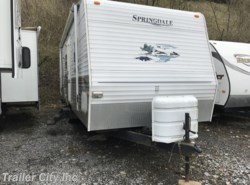 Used 2005  Keystone Springdale 268BH by Keystone from Trailer City, Inc. in Whitehall, WV
