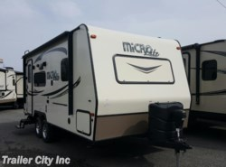 New 2018  Forest River Flagstaff Micro Lite 21FBRS by Forest River from Trailer City, Inc. in Whitehall, WV