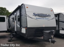 New 2018  Keystone Springdale Summerland 2820BH by Keystone from Trailer City, Inc. in Whitehall, WV
