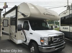New 2018  Thor Motor Coach Chateau 28Z by Thor Motor Coach from Trailer City, Inc. in Whitehall, WV