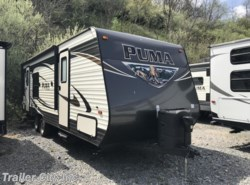 Used 2016  Palomino Puma 25RS by Palomino from Trailer City, Inc. in Whitehall, WV