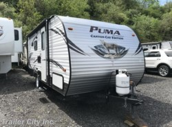 Used 2016  Palomino Canyon Cat 17QBC by Palomino from Trailer City, Inc. in Whitehall, WV
