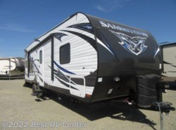 New 2017  Forest River Sandstorm 271SLR 200W Solar Power/ SOLID SURACE KITCHEN/ 4.0 by Forest River from Best RV Center in Turlock, CA