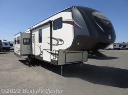 New 2017  Forest River  HERITAGE GLEN  337BAR Rear Living / 3 Slideouts by Forest River from Best RV Center in Turlock, CA