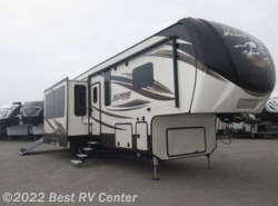 New 2018  Keystone Alpine 3900RE IN COMMAND SMART AUTOMATION SYSTEM 8.5 FT S by Keystone from Best RV Center in Turlock, CA
