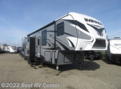 New 2017  Keystone Fuzion Impact FZ341  6 POINT HYDRAULIC AUTO LEVELI /Patio Pkg/12 by Keystone from Best RV Center in Turlock, CA