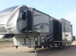New 2017  Keystone Fuzion FZ345 MONSTER PKG PLUS / RAMP DOOR PATIO PACKAGE/6 by Keystone from Best RV Center in Turlock, CA