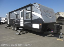 New 2018  Keystone Springdale 282BHWE ALL POWER PACKAGE / / Two Full Size Bunks  by Keystone from Best RV Center in Turlock, CA