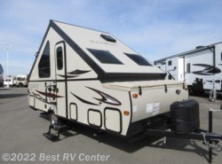 New 2017  Forest River Rockwood Premier HIGH WALL A213HW Front Storage/Bathroom/Power Lift by Forest River from Best RV Center in Turlock, CA