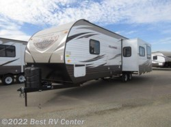 New 2018  Forest River Wildwood 27RKSS CORIAN COUNTER/ ALL POWER PACKAGE/ REAR KIT by Forest River from Best RV Center in Turlock, CA