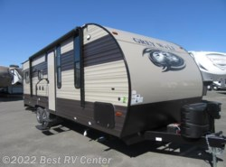 New 2018  Forest River Cherokee Grey Wolf 22RR Toy Hauler / Front Walk Ar by Forest River from Best RV Center in Turlock, CA