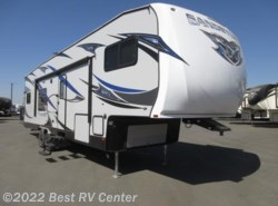 New 2018  Forest River Sandstorm 336GSLR Ramp Cable / Patio System / 200W SOLAR/ 2  by Forest River from Best RV Center in Turlock, CA