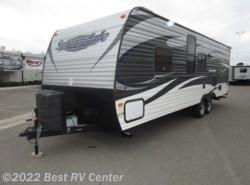 New 2017  Keystone Springdale 260TBWE TWO DOUBLE BUNKS/FRONT WALK AR /PACK&PLAY  by Keystone from Best RV Center in Turlock, CA