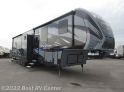 New 2016  Keystone Fuzion FZ414 CHROME PACKAGE/ 3 AC's IN COMMAND SYST /6 PO by Keystone from Best RV Center in Turlock, CA