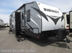 New 2017  Keystone Fuzion Impact 312  12FT GARAGE/ 2 Slide Outs/ 5.5 Onan Gen by Keystone from Best RV Center in Turlock, CA