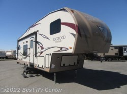New 2017  Forest River Rockwood Signature Ultra Lite 8280WS Rear Kitchen /SOLID SURFACE/TWO SLIDEOUTS by Forest River from Best RV Center in Turlock, CA