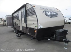 New 2017  Forest River Cherokee Grey Wolf 27DBS Two Slide Outs / Bunk Ho / U Shaped Dinette/ by Forest River from Best RV Center in Turlock, CA