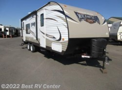 New 2017  Forest River Wildwood 231RKXL  REAR KITCHEN/ ALL POWER PACKAGE by Forest River from Best RV Center in Turlock, CA
