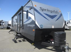 New 2018  Keystone Springdale 38FL Front Living/ Sliding Glass Entry Doors/ Two  by Keystone from Best RV Center in Turlock, CA
