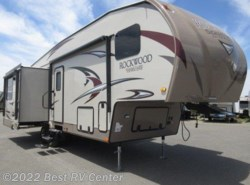 New 2018  Forest River Rockwood Signature Ultra Lite 8295WS Mid Bunks/ 4 Slide Outs/Rear Living by Forest River from Best RV Center in Turlock, CA