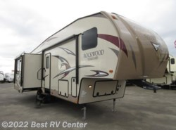 New 2017  Forest River Rockwood Signature Ultra Lite 8295WS Mid Bunks/ 4 Slide Outs/Rear Living by Forest River from Best RV Center in Turlock, CA