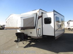 New 2017  Forest River Rockwood Roo 23IKSS Solid Surface/ /Oyster Fiberglass / Framele by Forest River from Best RV Center in Turlock, CA