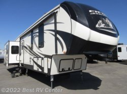 New 2017  Forest River Sierra 372LOK 6 Piont Auto Leveling System/ CENTER BUNK R by Forest River from Best RV Center in Turlock, CA