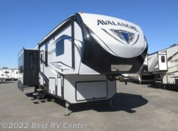New 2017  Keystone Avalanche 300RE Three Slideouts/ Rear Entertainmen 6 POINT H by Keystone from Best RV Center in Turlock, CA