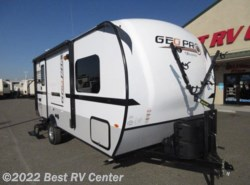 New 2017  Forest River Rockwood GeoPro G17RK  Dry Weight  3181 lbs /Dinette Slideo by Forest River from Best RV Center in Turlock, CA