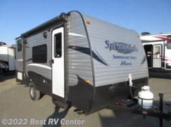 New 2017  Keystone Springdale 1850FL Rear Bunks/Front Sofa by Keystone from Best RV Center in Turlock, CA