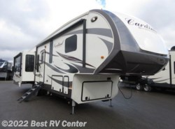 New 2017  Forest River Cardinal 3456RL New Design/ 6 POINT HYDRAULIC AUTO LEVELING by Forest River from Best RV Center in Turlock, CA