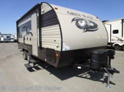 New 2017  Forest River Cherokee Grey Wolf 19RL POWER AWNING / Rear Living / FLIP DOWN TRAVEL by Forest River from Best RV Center in Turlock, CA