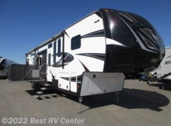 New 2017  Dutchmen Voltage EPIC 4150 **BELOW COST-CLEARANCE PRICE** 6 Point H by Dutchmen from Best RV Center in Turlock, CA
