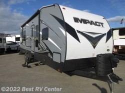New 2017  Keystone Fuzion Impact 3118 Sildeout./ 5.5 Gen / Knockout Package/ 18FT C by Keystone from Best RV Center in Turlock, CA