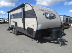 New 2017  Forest River Cherokee Grey Wolf 19RR TOY HAULER/ Front Bed by Forest River from Best RV Center in Turlock, CA