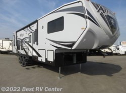 New 2018  Eclipse Attitude 35GSG Two Slides/Side By Side Refer/ GREY EXT./ 16 by Eclipse from Best RV Center in Turlock, CA
