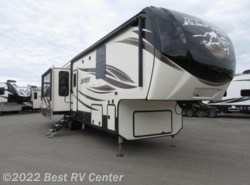 New 2017  Keystone Alpine 3650RL  IN COMMAND SMART AUTOMATION SYST/ 6 POINT  by Keystone from Best RV Center in Turlock, CA