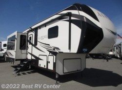 New 2019 Keystone Alpine 3400RS IN COMMAND SMART AUTOMATION SYST/ 6 POINT H available in Turlock, California