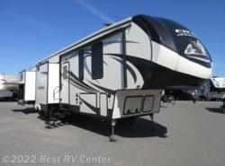 New 2018  Forest River Sierra 384QB 6 Pt  Auto Leveling Syst/ 2 Bathrooms/ 5 Sli by Forest River from Best RV Center in Turlock, CA